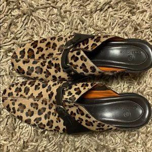 Vole Haan Leopard print mule Womens 11